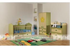 Детско обзавеждане Пинки за матрак 700x1400