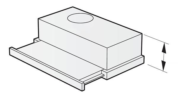 Размери на аспиратор