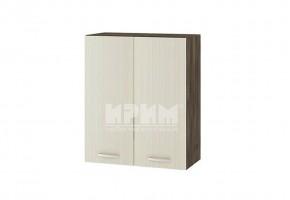 Горен кухненски шкаф с две врати и отцедник за чинии и чаши G108