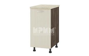 Долен кухненски шкаф с една врата D301