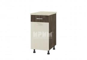 Долен кухненски шкаф с врата и чекмедже D304