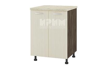 Долен кухненски шкаф с две врати D321