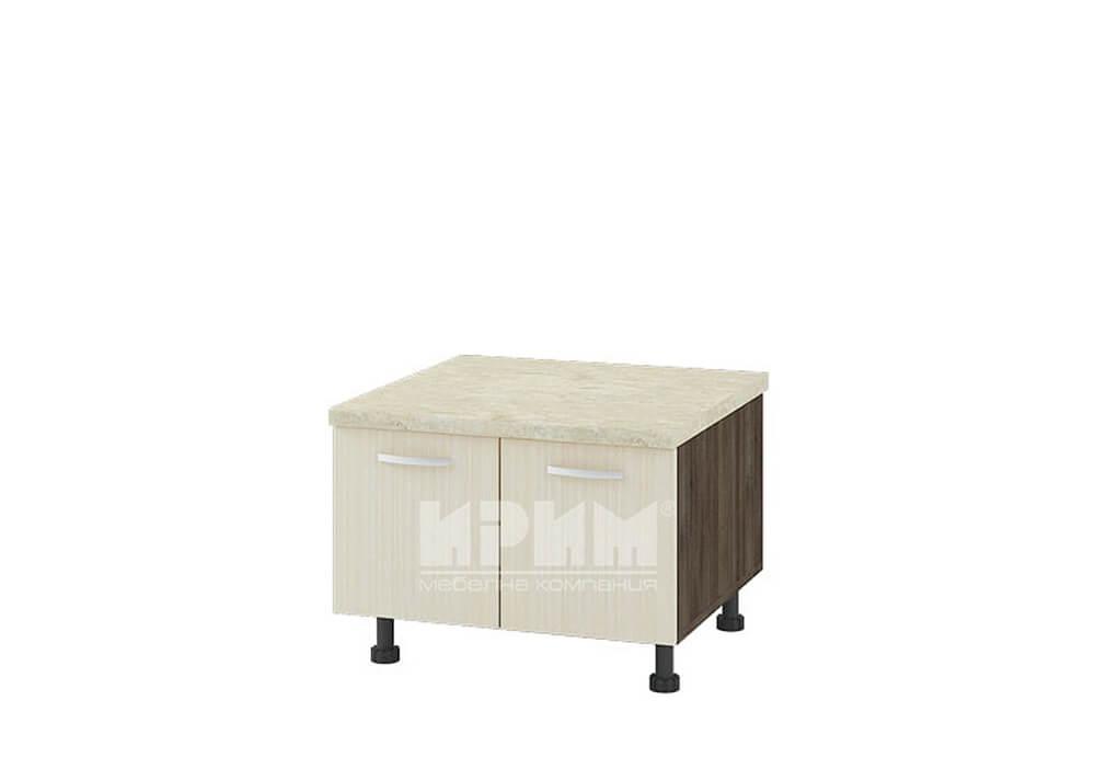Долен кухненски шкаф с две врати за печка Раховец D338