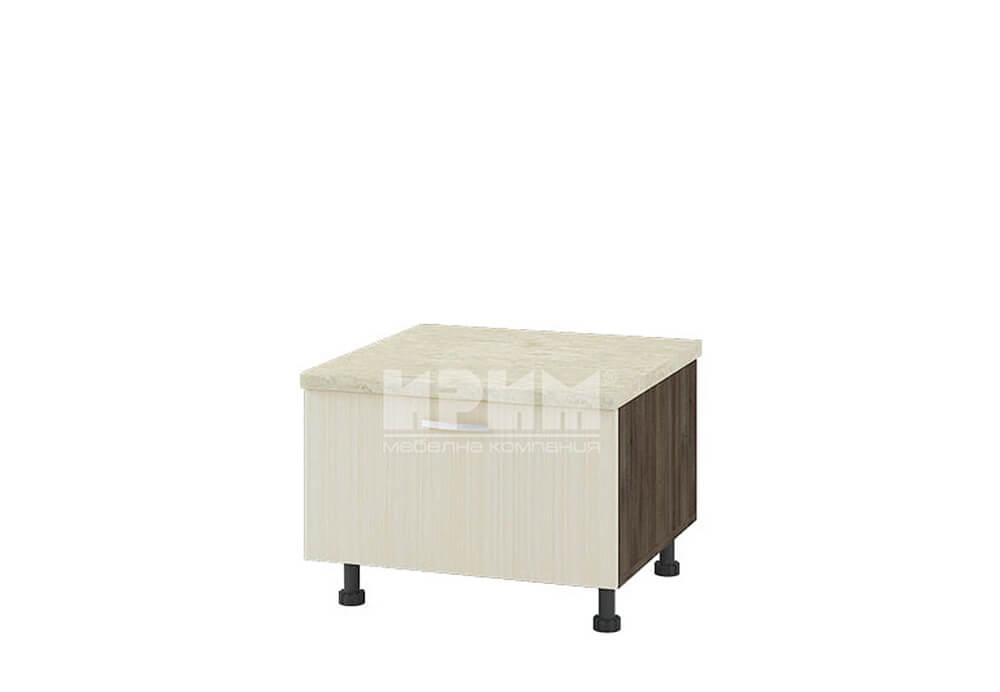 Долен кухненски шкаф с падаща врата за печка Раховец D339