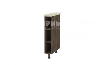 Долен кухненски шкаф етажерка с два рафта D344
