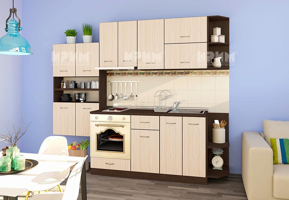 Модулна кухня Сити 212 - 270 см