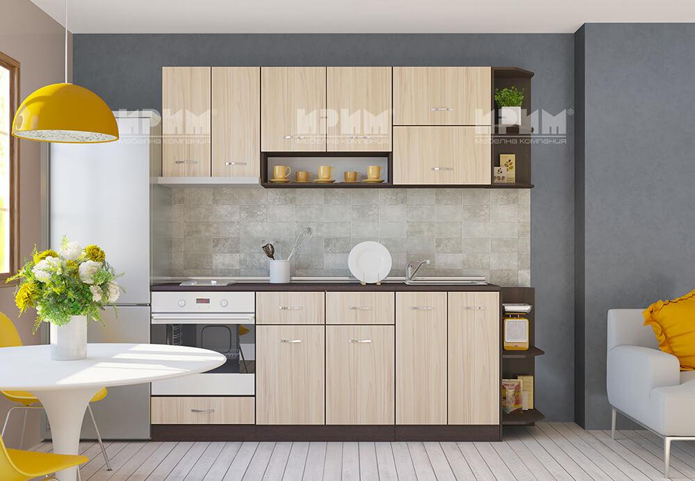 Модулна кухня Сити 232 - 230 см