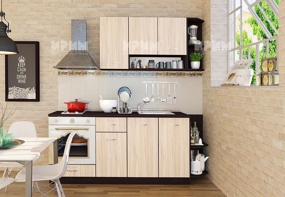 Модулна кухня Сити 234 - 210 см