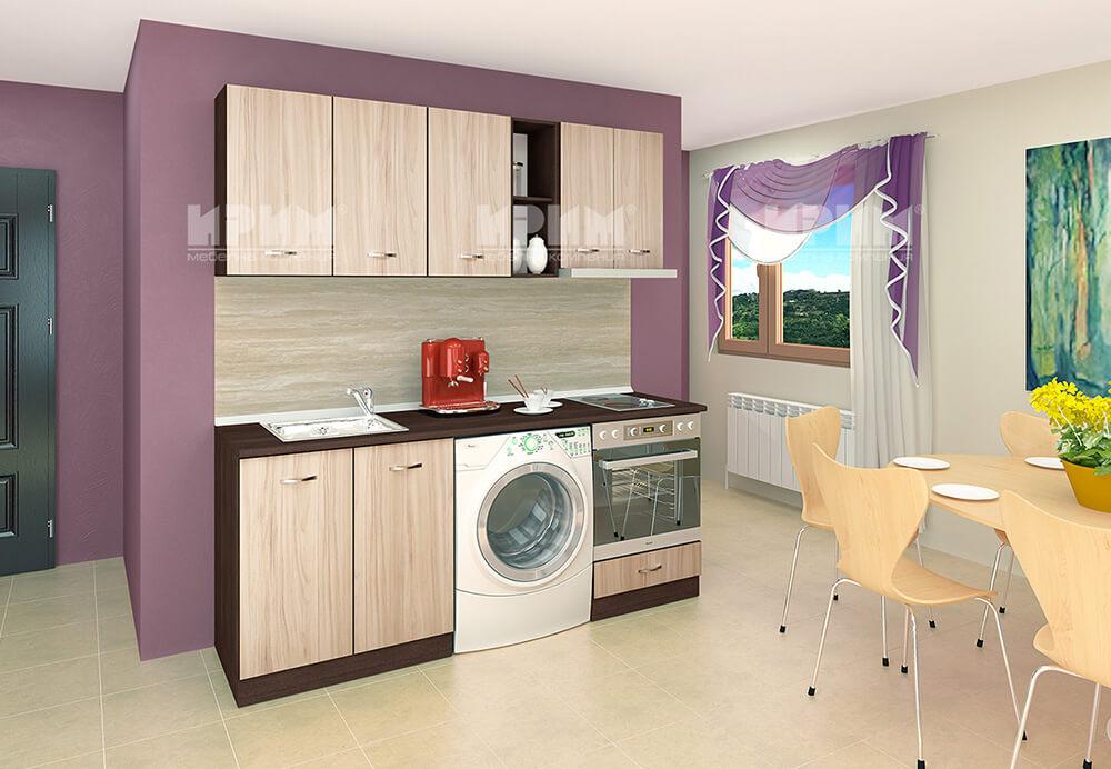 Модулна кухня Сити 240 - 205 см