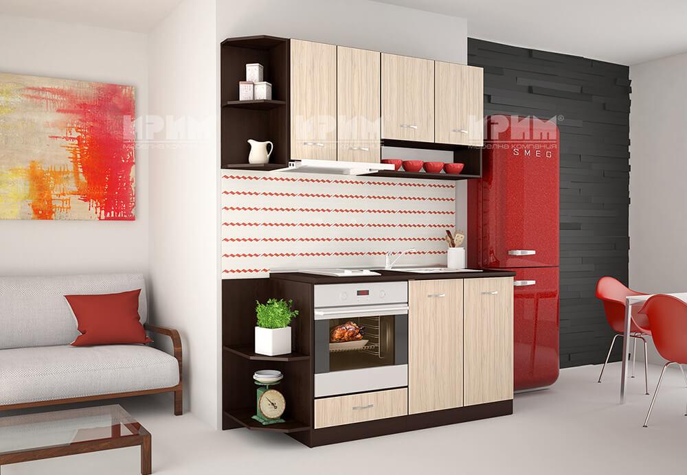 Модулна кухня Сити 247 - 170 см