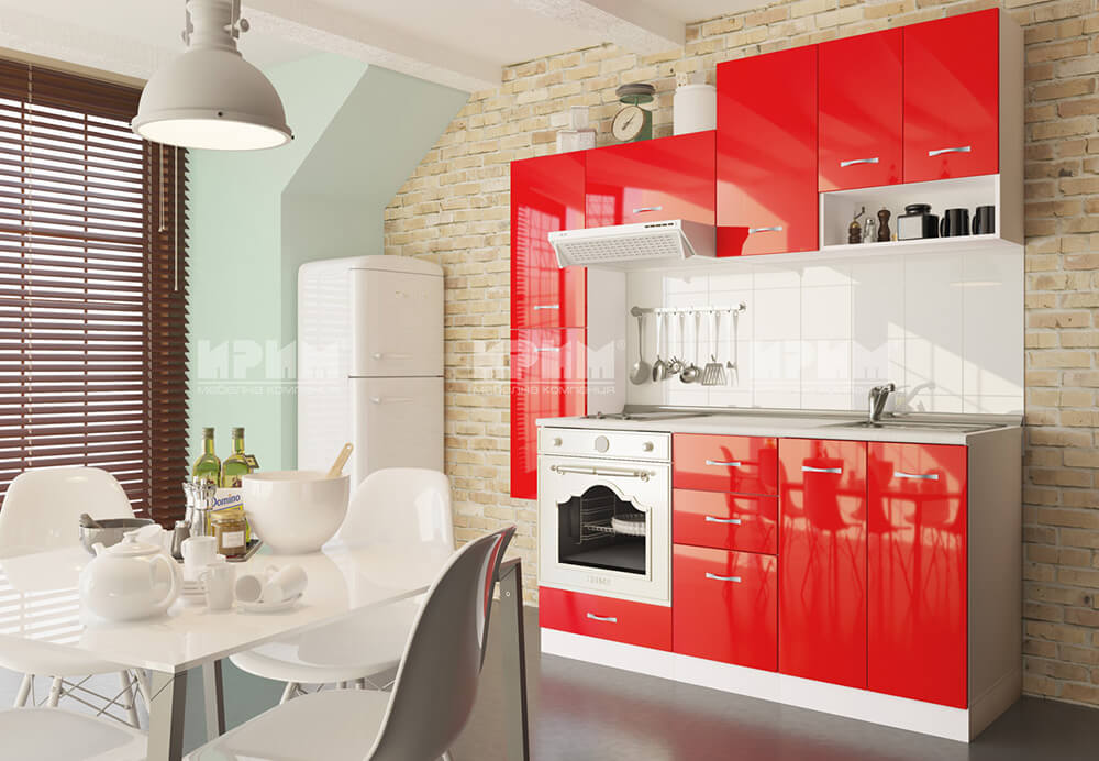 Модулна кухня Сити 434 - 200 см