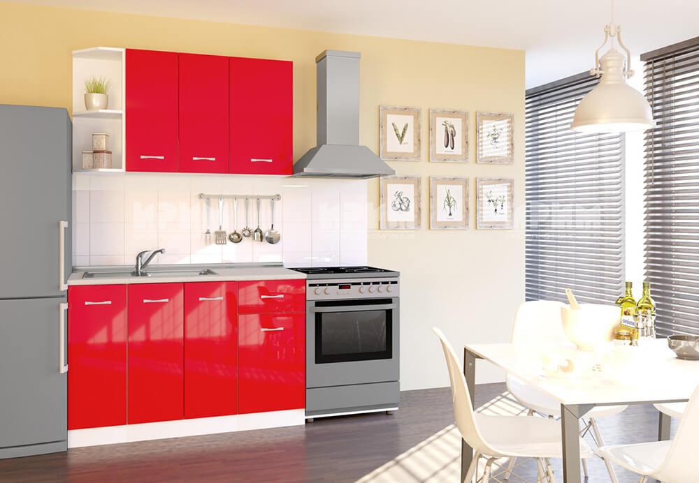 Модулна кухня Сити 445 - 190 см