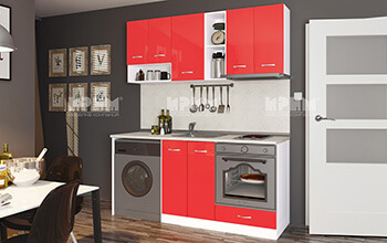 Модулна кухня Сити 446 - 185 см