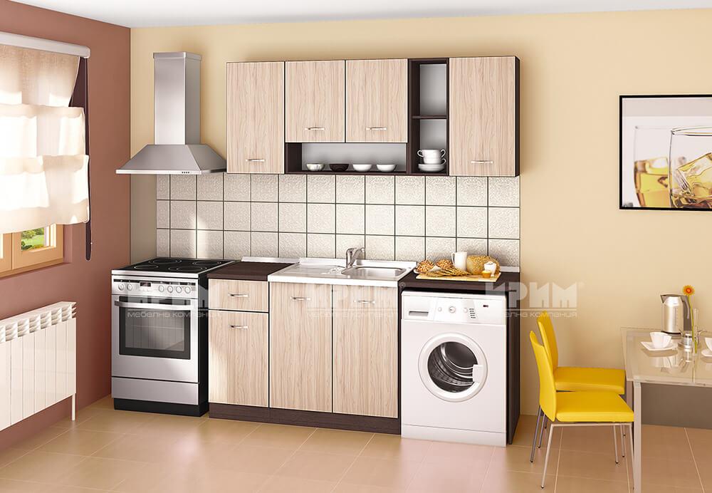 Модулна кухня Сити 457 - 185 см
