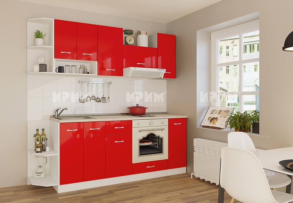 Модулна кухня Сити 705 - 225 см