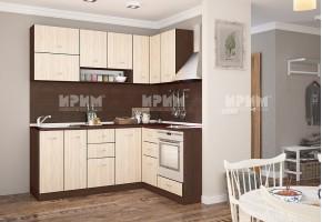 Ъглова модулна кухня Сити 709 - 200/160 см