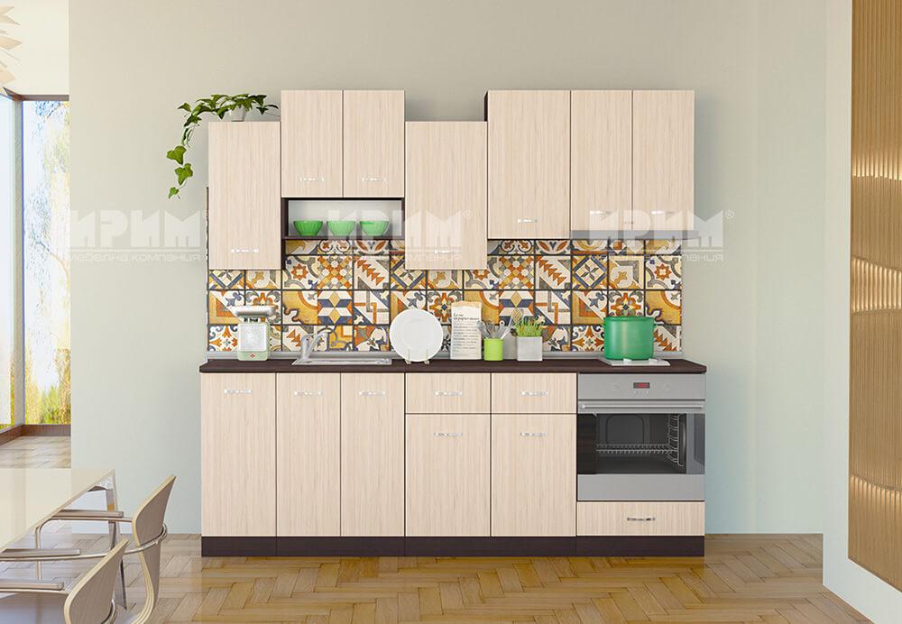 Модулна кухня Сити 710 - 235 см