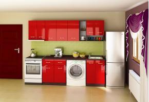 Модулна кухня Сити 715 - 265 см