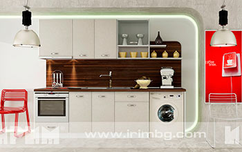 Модулна кухня Оптима 11