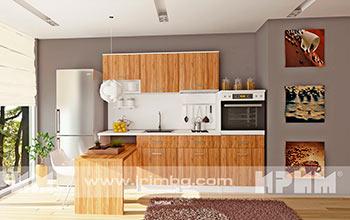 Модулна кухня Оптима 2