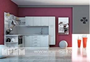 Ъглова модулна кухня Оптима 4