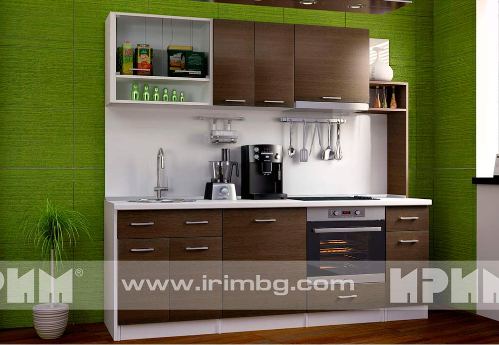 Модулна кухня Оптима 8