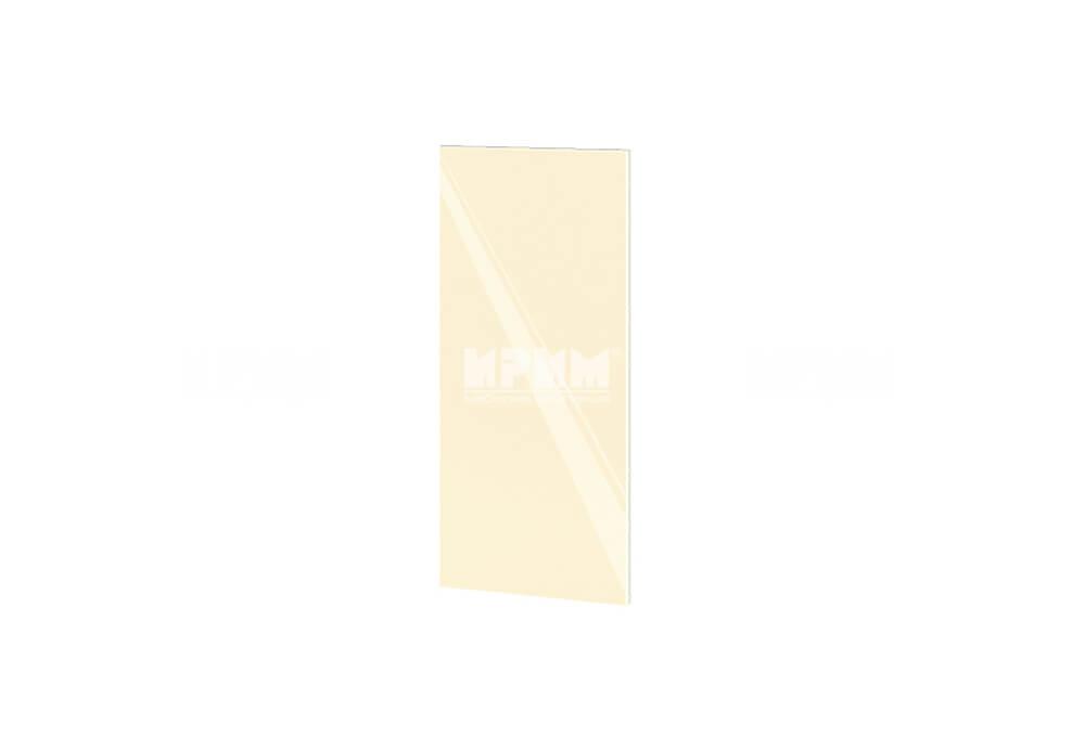 Краен завършващ панел за горен ред шкафове в цвят лице Ф-05-02-19
