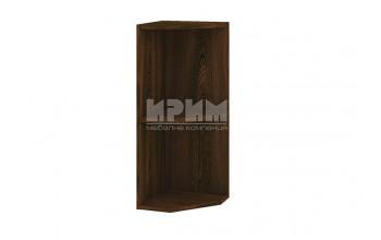 Горен кухненски шкаф ъглова етажерка - 30 см - В-14