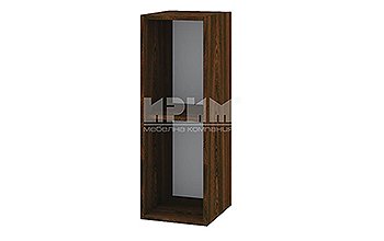 Горен кухненски шкаф етажерка - 25 см - В-5