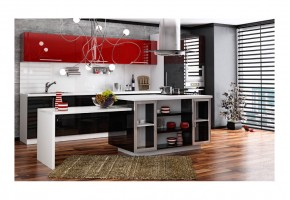 Кухня 1 с барплот