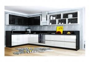 Ъглова кухня 12