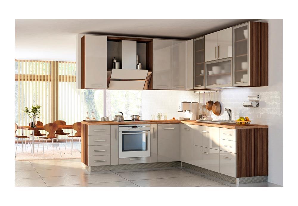 Ъглова кухня 14
