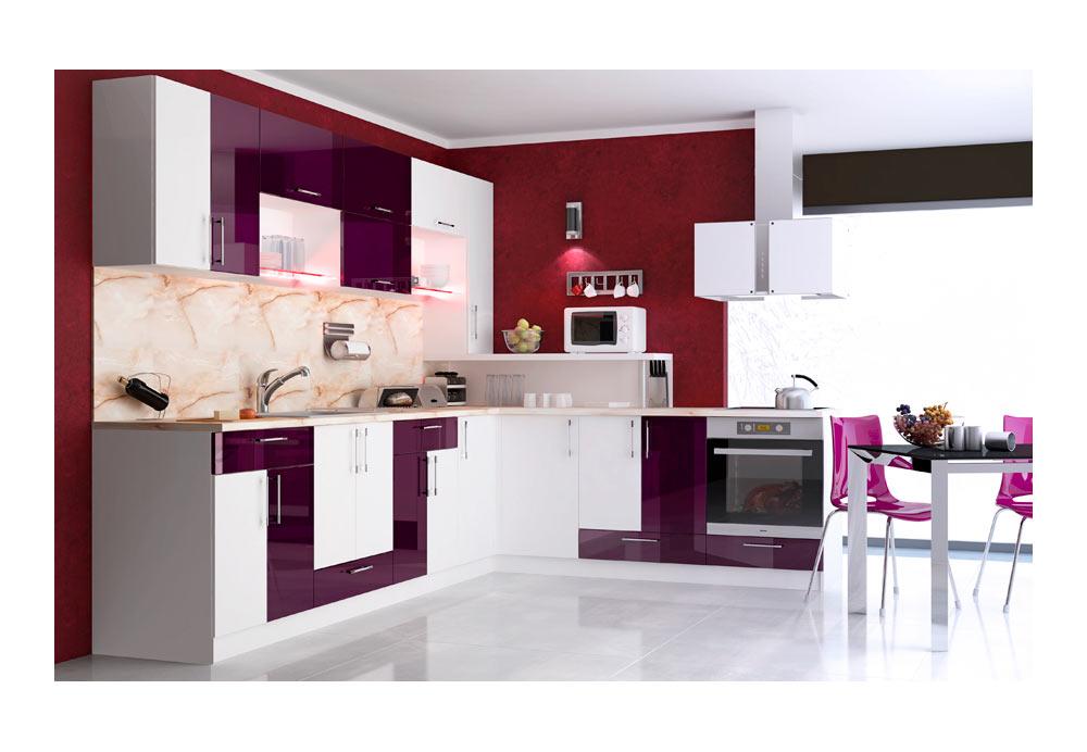 Ъглова кухня 15
