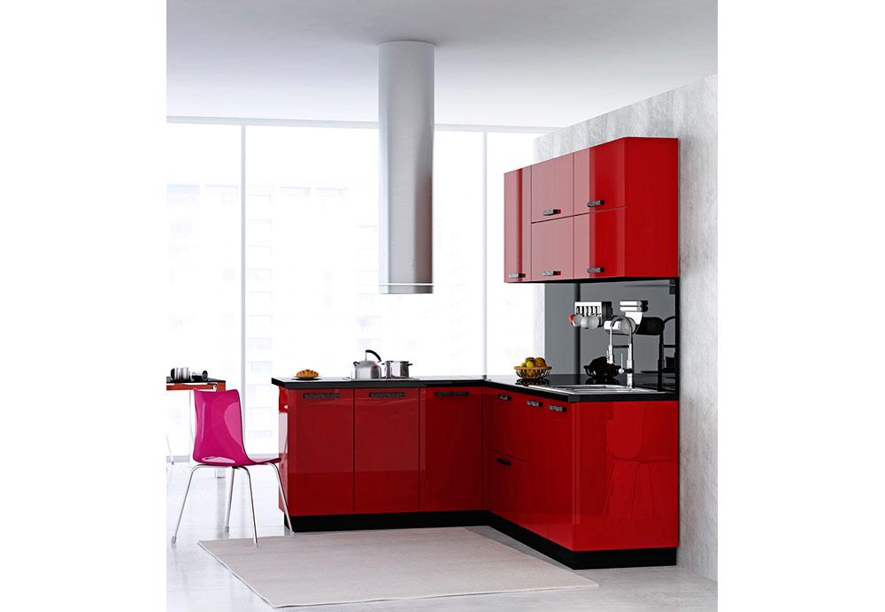 Ъглова кухня 16