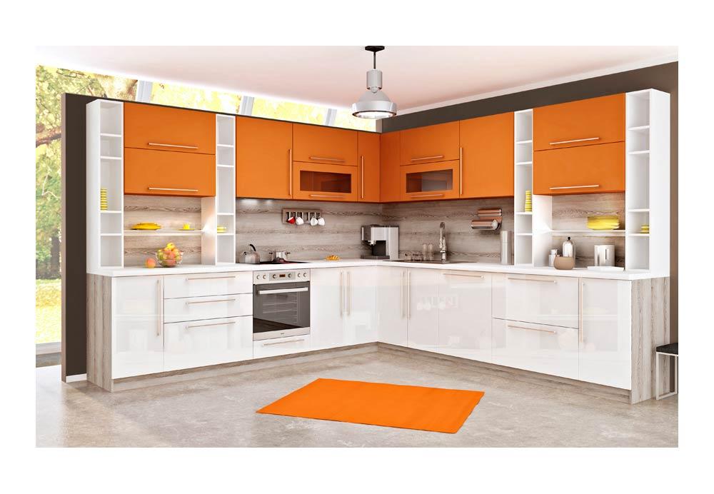 Ъглова кухня 20