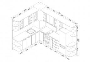 Ъглова кухня 8