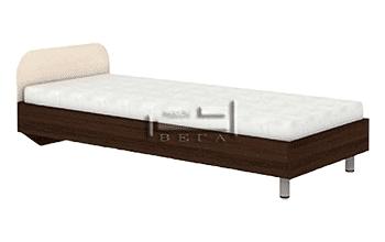 Единично легло Ерика с метални крака