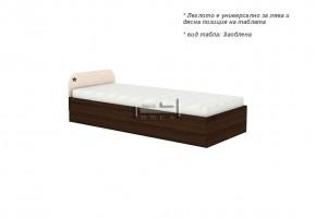 Единично легло + повдигащи амортисьори
