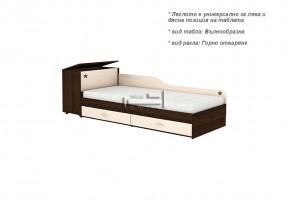 Спалня с две чекмеджета и ракла