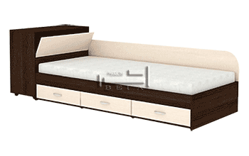 Спалня + три чекмеджета и ракла