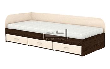 Спалня + три чекмеджета и странична табла