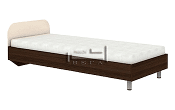 Спалня Ерика с метални крака