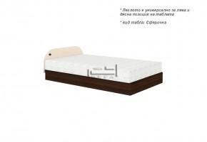 Спалня за еднолицев матрак + амортисьорен механизъм