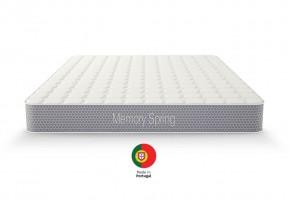 Двулицев матрак Memory Spring - iSleep