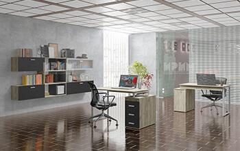 Офис обзавеждане Композиция 10