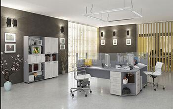 Офис обзавеждане Композиция 11