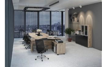 Офис обзавеждане Композиция 6