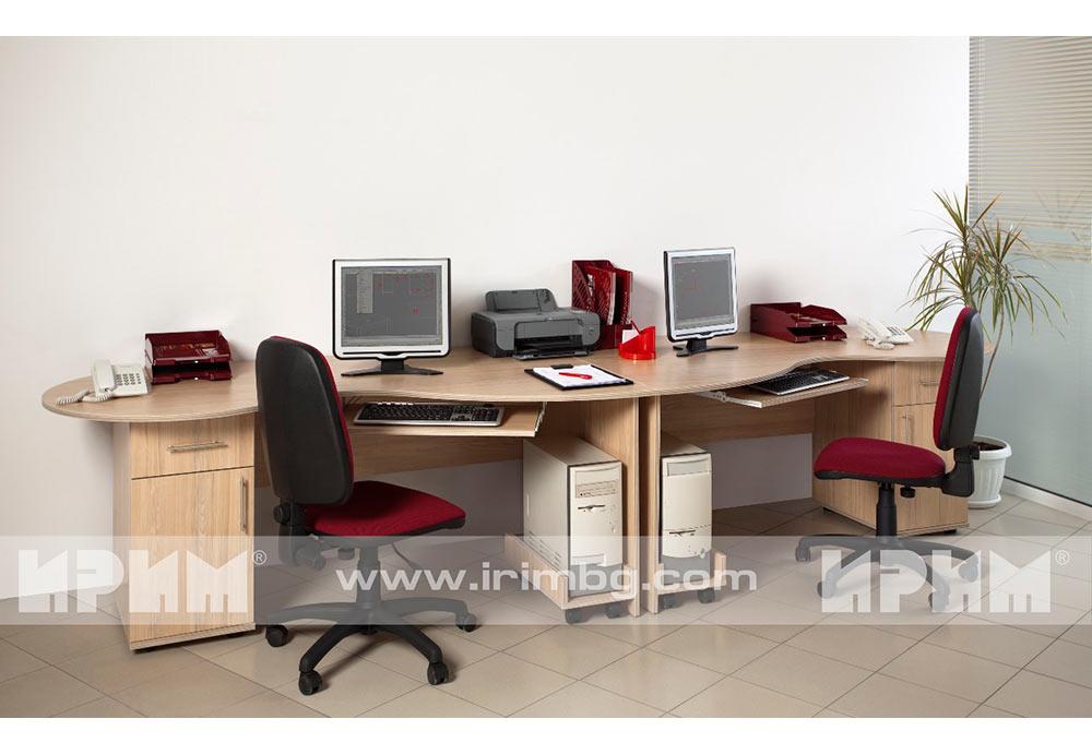 Офис обзавеждане Елагия 1