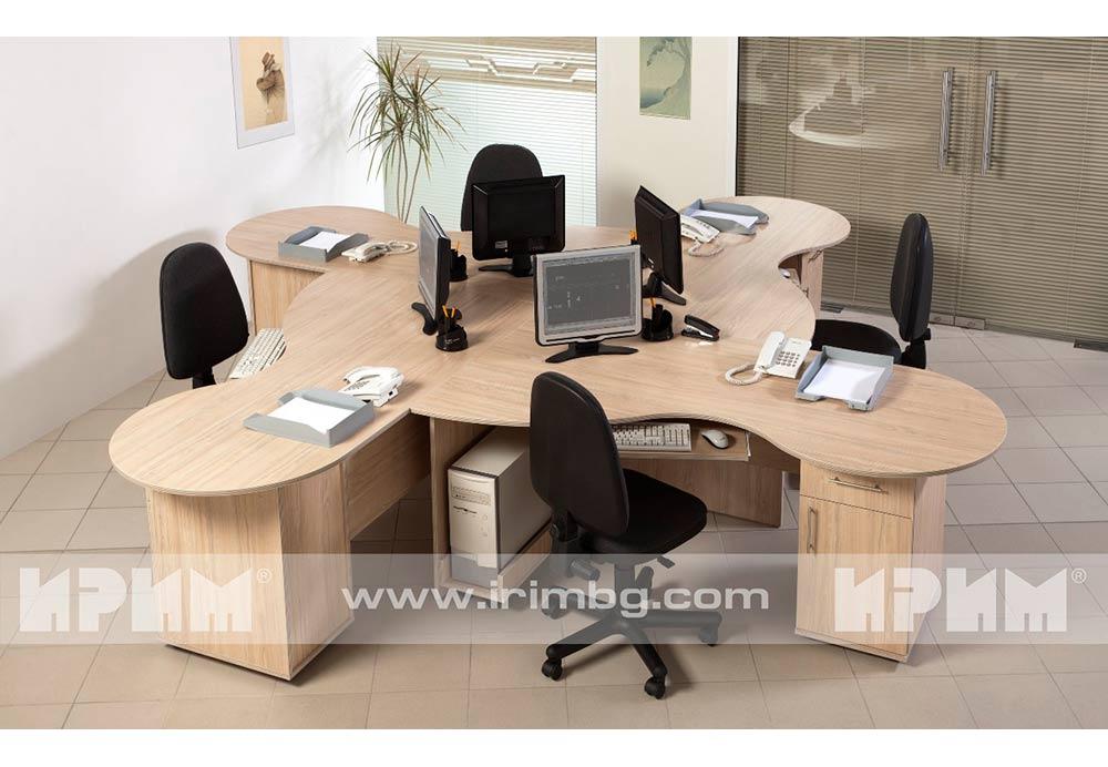 Офис обзавеждане Елагия 4