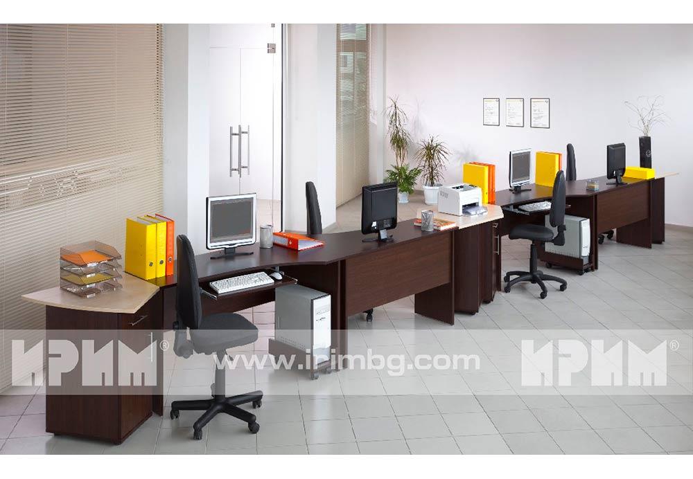 Офис обзавеждане Сатида 3